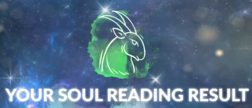 Your Soul Reading Result