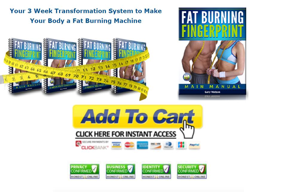 Click HERE to Check Out Fat Burning Fingerprint Official Webpage