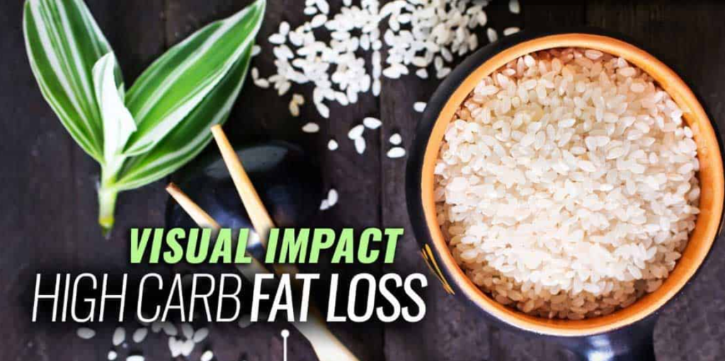 High Carb Fat Loss Diet